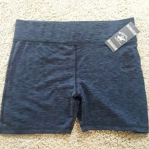 NWT Beverly Hills Polo Club Athletic Short WOMEN'S